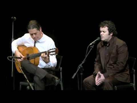 Manuel Herrera y Marcelo de la Puebla interpretan Feria de R. Riqueni