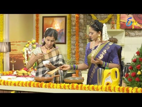 Telugu Ruchi | 3rd  September 2018 | Full Episode | ETV Telugu