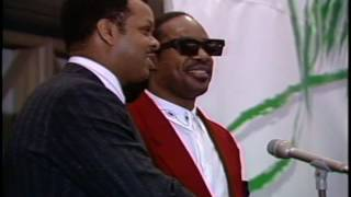"Stevie wonder ""Handicappers "" part 1"