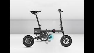 Đại lý Xe Ideawalk F1 đạp điện mini gấp gọn thông minh giá rẻ nhất TPHCM