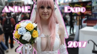 Anime Expo 2017 Cosplay Highlights