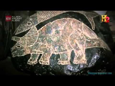 Alienígenas do Passado - 4ª Temporada Episódio 10 - Aliens e Dinossauros