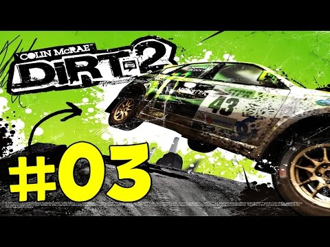 Corrida de caminhonetes, DiRT 2 ON GTX550Ti