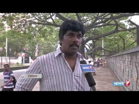 Yakub Memon hanging: Public share their views   Tamil Nadu   News7 Tamil