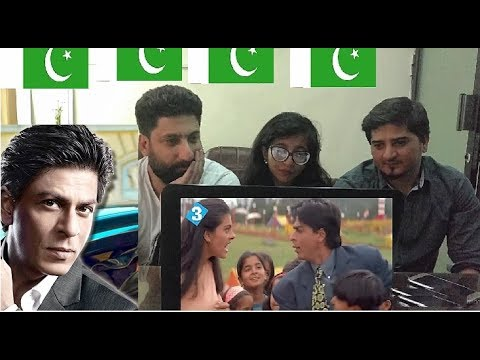 Pakistani Reaction to | Shah Rukh Khan | King of Bollywood | Facts| Ab bus reaction thumbnail