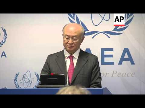 IAEA chief confirms that Iran cuts higher-enriched uranium stock