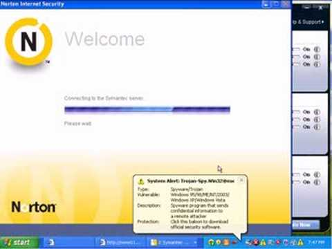 Norton Internet Security 2009 Review Part 2