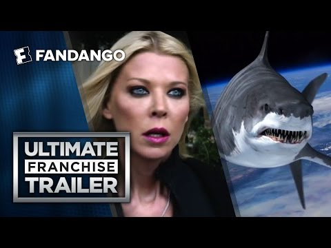 Sharknado Ultimate Franchise Trailer (2016)