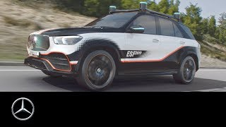 Mercedes-Benz Experimental Safety Vehicle (ESF) 2019: A Holistic Safety Concept