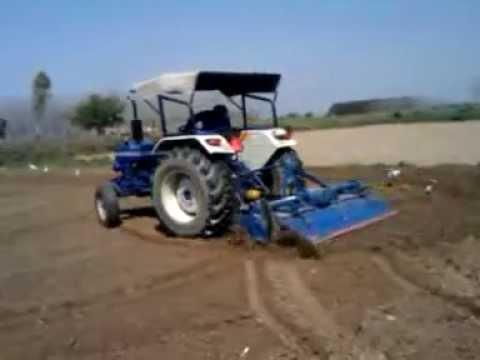 Farmtrac 65 Demo in Sardar Farm.3gp