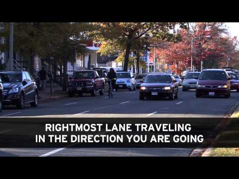 view Intersection Positioning for Bicyclists video