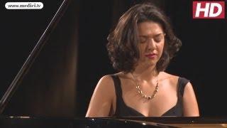Khatia Buniatishvili Liszt Schubert Ständchen Verbier Festival