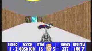Wolfenstein 3D 3DO Episode 1