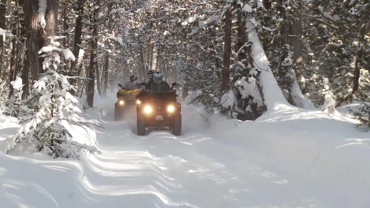 Quad hiver vtt 4 roues dans la r gion chaudi re for Dans 4