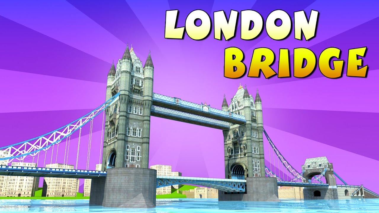 how to build a bridge animation