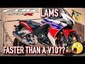 Honda CBR500R 0 100 Kmh 0 60mph, How Fast Is A Lams Bike?