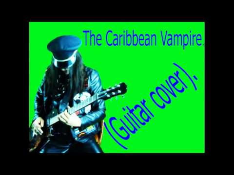 Hello - Adele - (Guitar cover by The Caribbean Vampire).