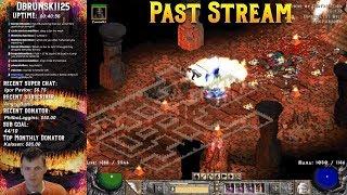 Diablo 2 - Road to 98 Baal RUns 05/18/2018