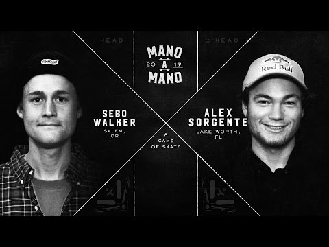 Mano A Mano 2014 - Final Four: Sebo Walker vs. Alex Sorgente