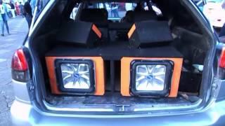 Soundfest Motor Show Nairobi Vol. 2 | Catalyst grand entrance | Rockford Fosgate T3 subs in Kenya!