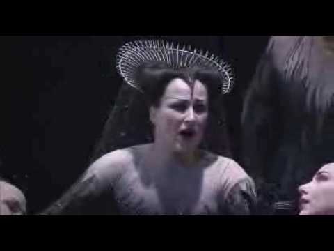 Diana Damrau as Queen of the Night I