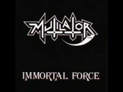 Mutilator - Blood Storm