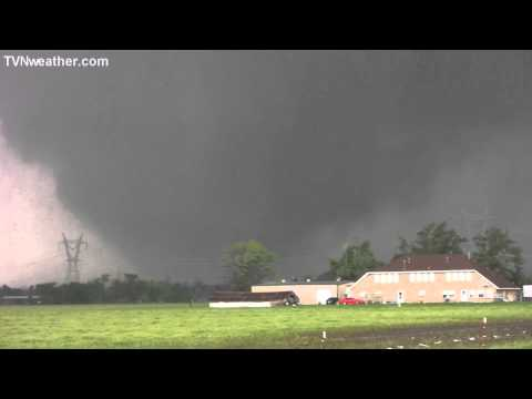 Horrific EF-5 Moore, Oklahoma tornado:  May 20, 2013