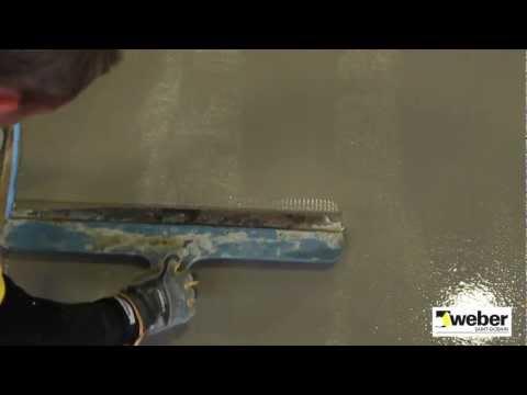 Avjämna golvet med snabbtorkande golvavjämning - så gör du