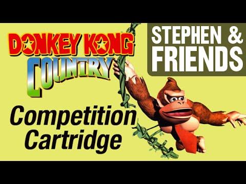 Stephen & Friends: DKC Competition Cartridge