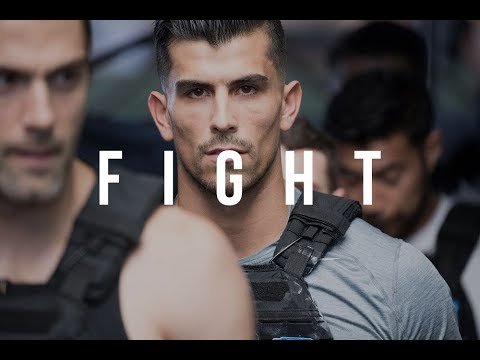 FIGHT - CrossFit Motivation Video