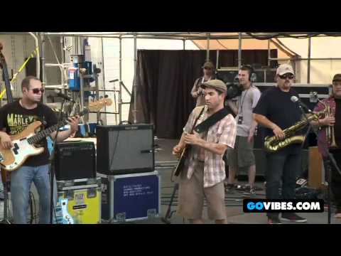 "Ryan Montbleau Band Performs ""Glad"" with Fuzz at Gathering of the Vibes Music Fesitval"