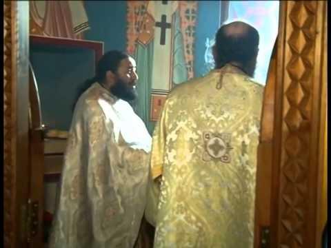 Арамейская литургия,  митрополит Илларион    в гостях в Канде