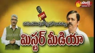 BJP MP GVL Narasimha Rao Exclusive Interview || Sakshi TV - WatchExclusive
