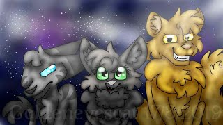 There will be Three || Warrior cats Speedpaint