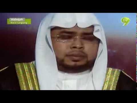[Halaqah] - Bacaan oleh Sheikh Abdul Karim Omar Fatani al-Makki