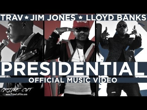 Trav - Presidential (feat. Jim Jones & Lloyd Banks) [Official Music Video]