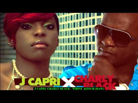 Charly Blacks J Capri - Wine & Kotch (Raw)