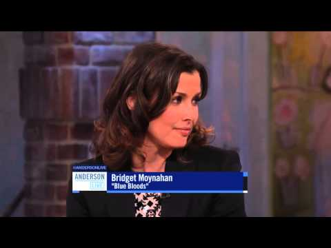 Bridget Moynahan Has the Flu