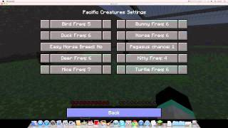 minecraft DrZhark's Mo'Creatures Mod (1.0.0) (mac/windows)