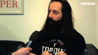 Interview with John Petrucci of Dream Theater - 15.03.2016 at Alte Oper Frankfurt