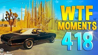 PUBG Daily Funny WTF Moments Highlights Ep 418