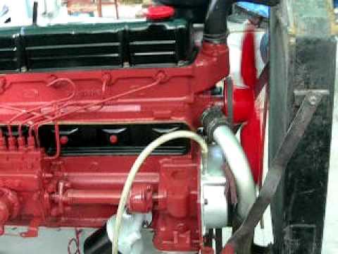 Motor Ford Thames Trader 001 Youtube