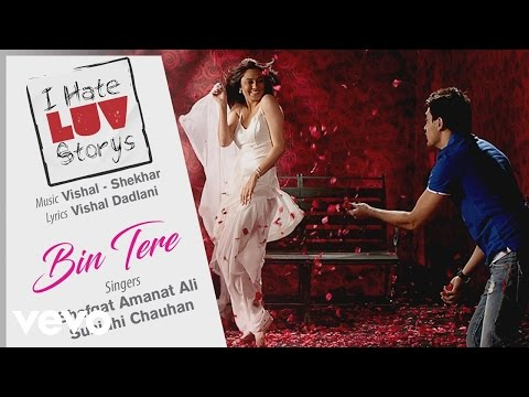 Official Audio Song | I Hate Luv Storys| Shafqat Amanat Ali | Sunidhi Chauhan |Vishal S...