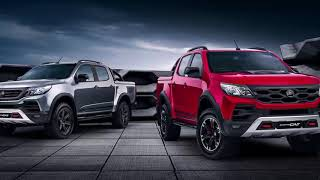 TOP NEWS! Holden Colorado SportsCat by HSV