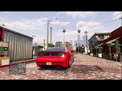 GTAV – Customizando Carro em TEMPO REAL MOD