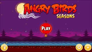 Moon Festival Music [HQ] - Angry Birds Seasons PC Version