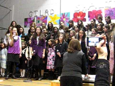Manhattan Day School Ladies Night Out Choir Performance2 - 01/20/2011