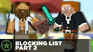 Let's Play Minecraft: Ep. 177 - Blocking List (Part 2)