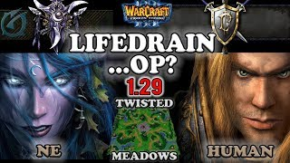 Grubby | Warcraft 3 The Frozen Throne | 1.29 | NE v HU - Lifedrain...OP? - Twisted Meadows
