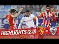 Zaragoza Lugo goals and highlights